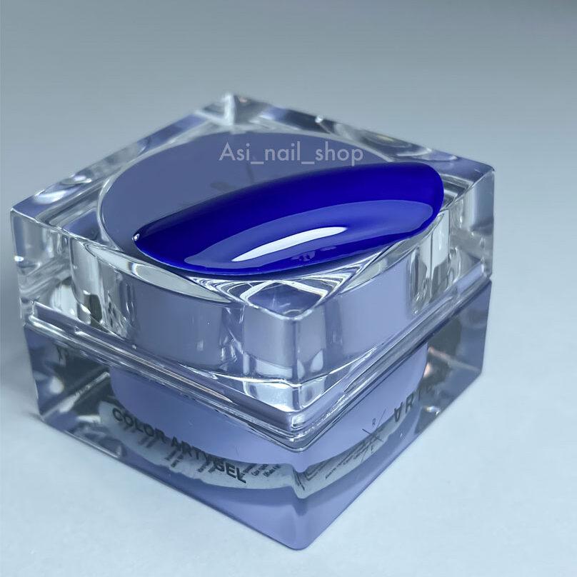 پینت ژل آرتکس رنگ آبی کاربنی