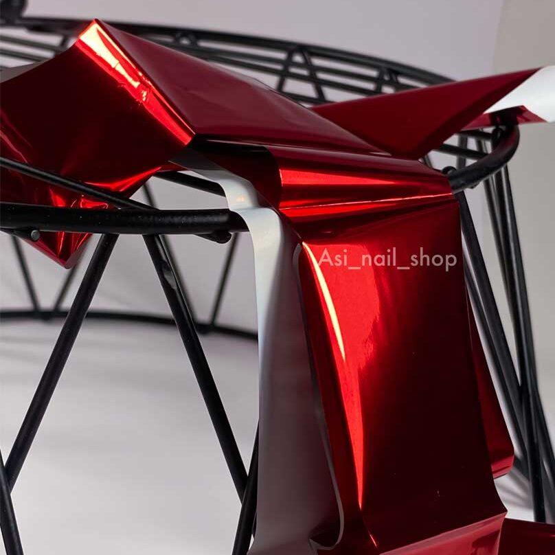 metalic-red
